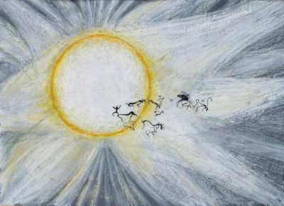 Картина «Солнце»
