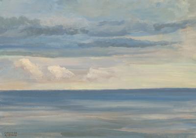 Картина «Море в Гурзуфе»