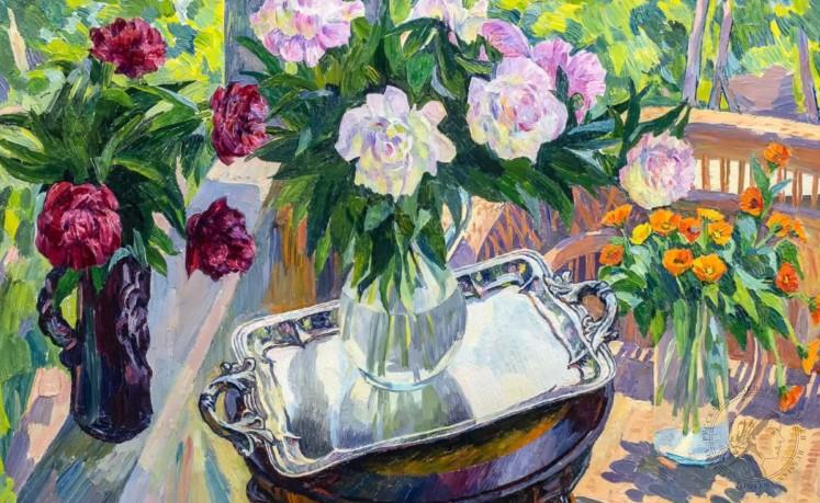 Натюрморт в 20 веке и современная живопись