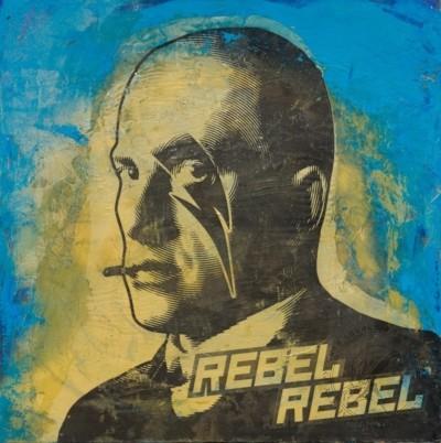 Картина «Rebel»