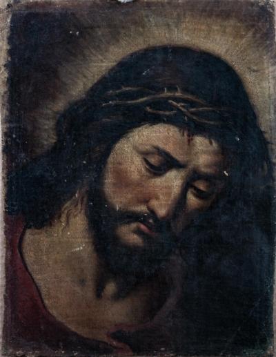 Неизвестный художник. Христос в терновом венце