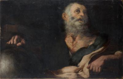 Картина «Ученый»