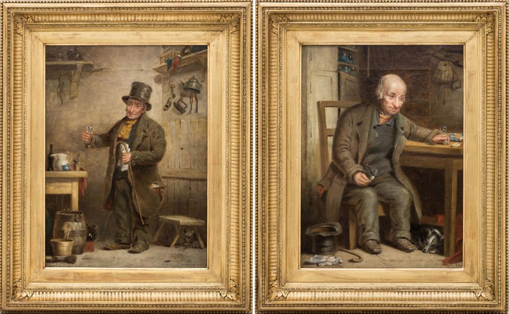 Картины «Выпивохи в таверне»