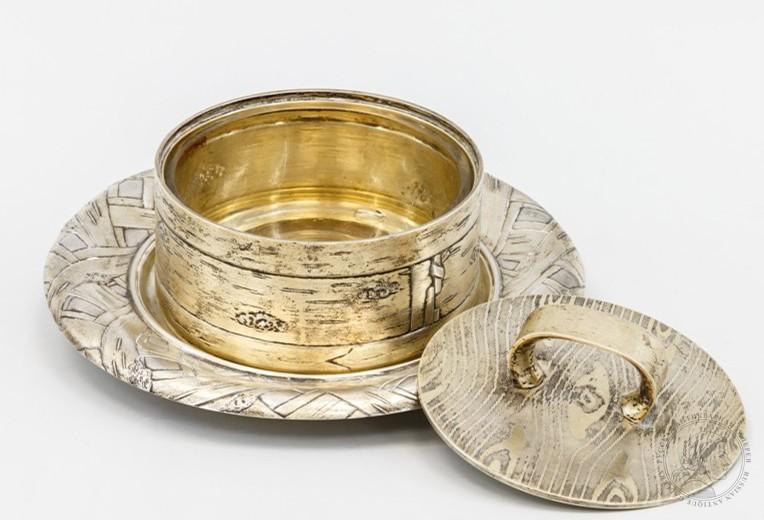 Купить антикварное серебро 84
