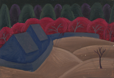 Пейзаж «Осень»