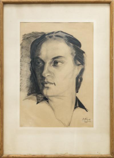 Картина «Хирург госпиталя Л.Н.Болховитинова»