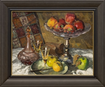 Картина «Ваза с фруктами»