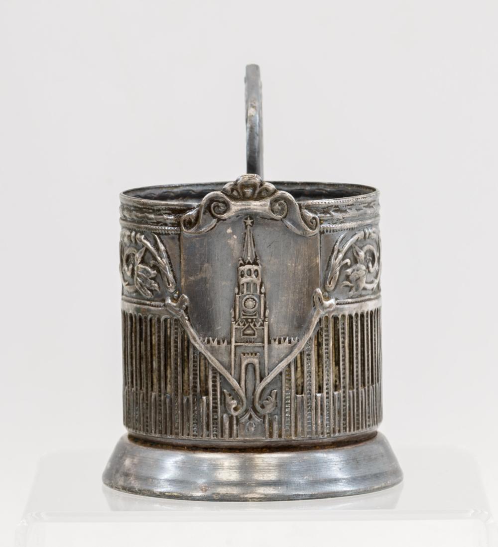 Подстаканник «Спасская башня»