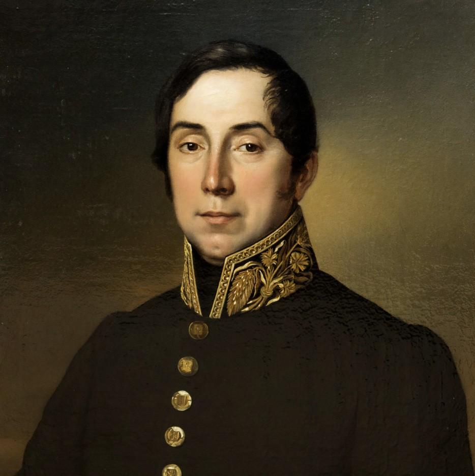 Портретная живопись 19века