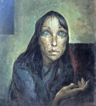 Картина «Портрет Ларисы»