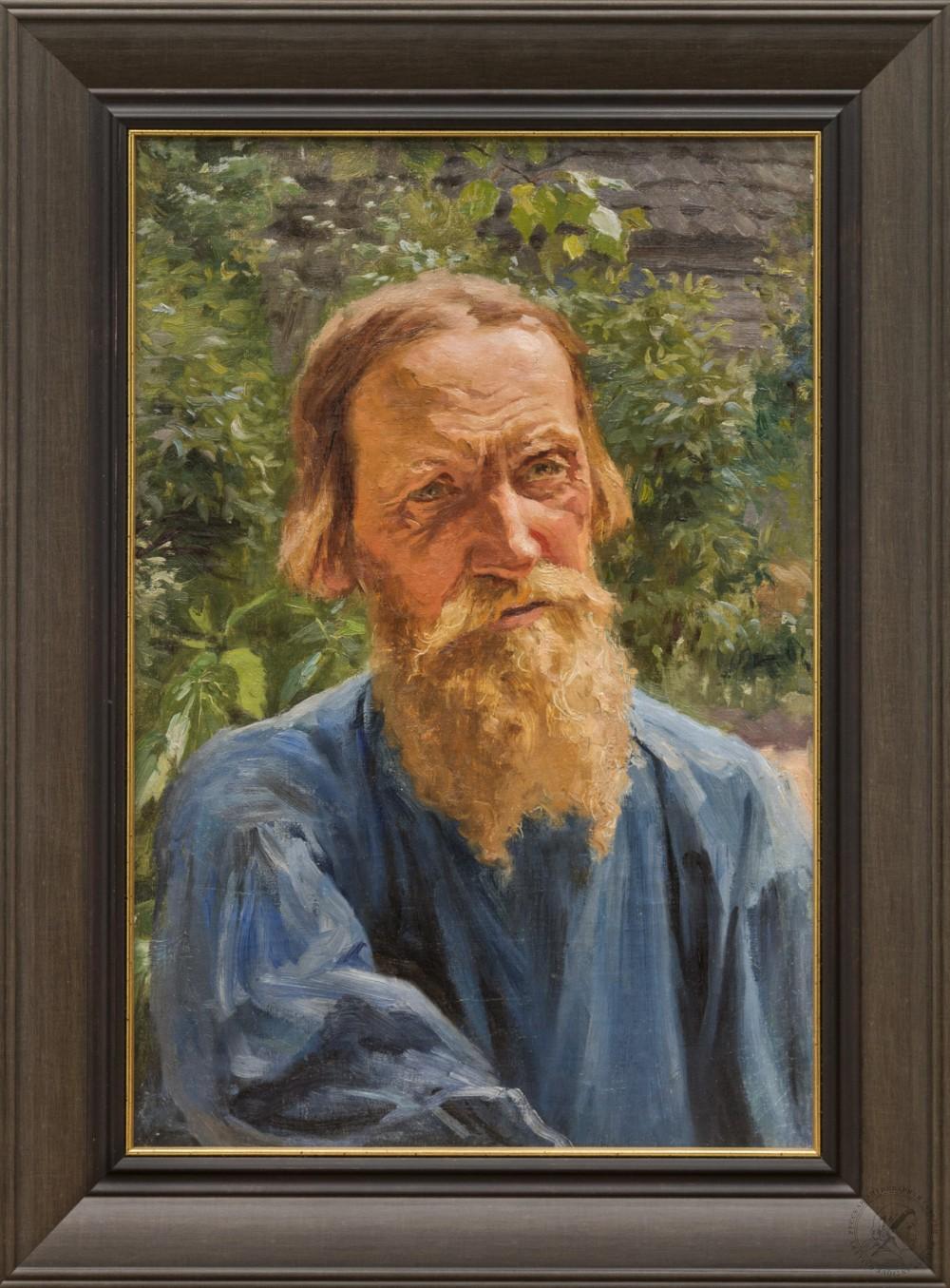 Картина «Портрет Мужика»