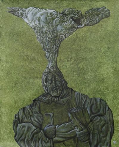 Картина «Портрет старика»