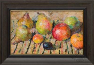 Картина «Груши и яблоки»