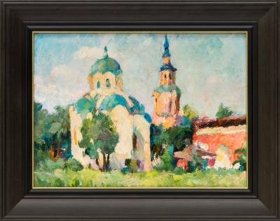 Картина «Храм»
