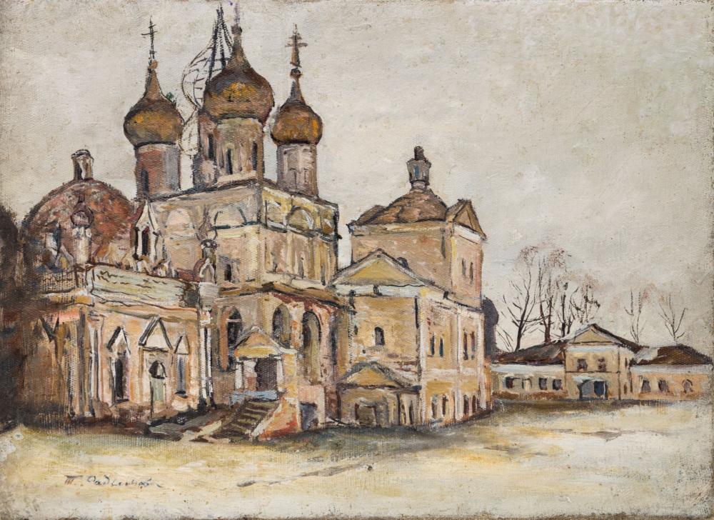 Картина «Собор»