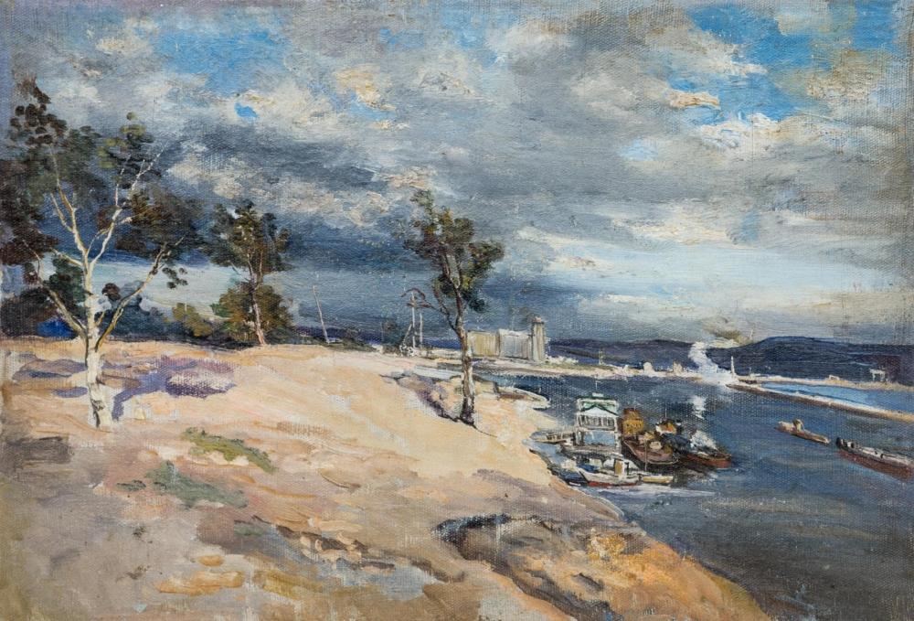 Картина «Волга»