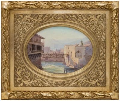 Картина «Метехский мост»
