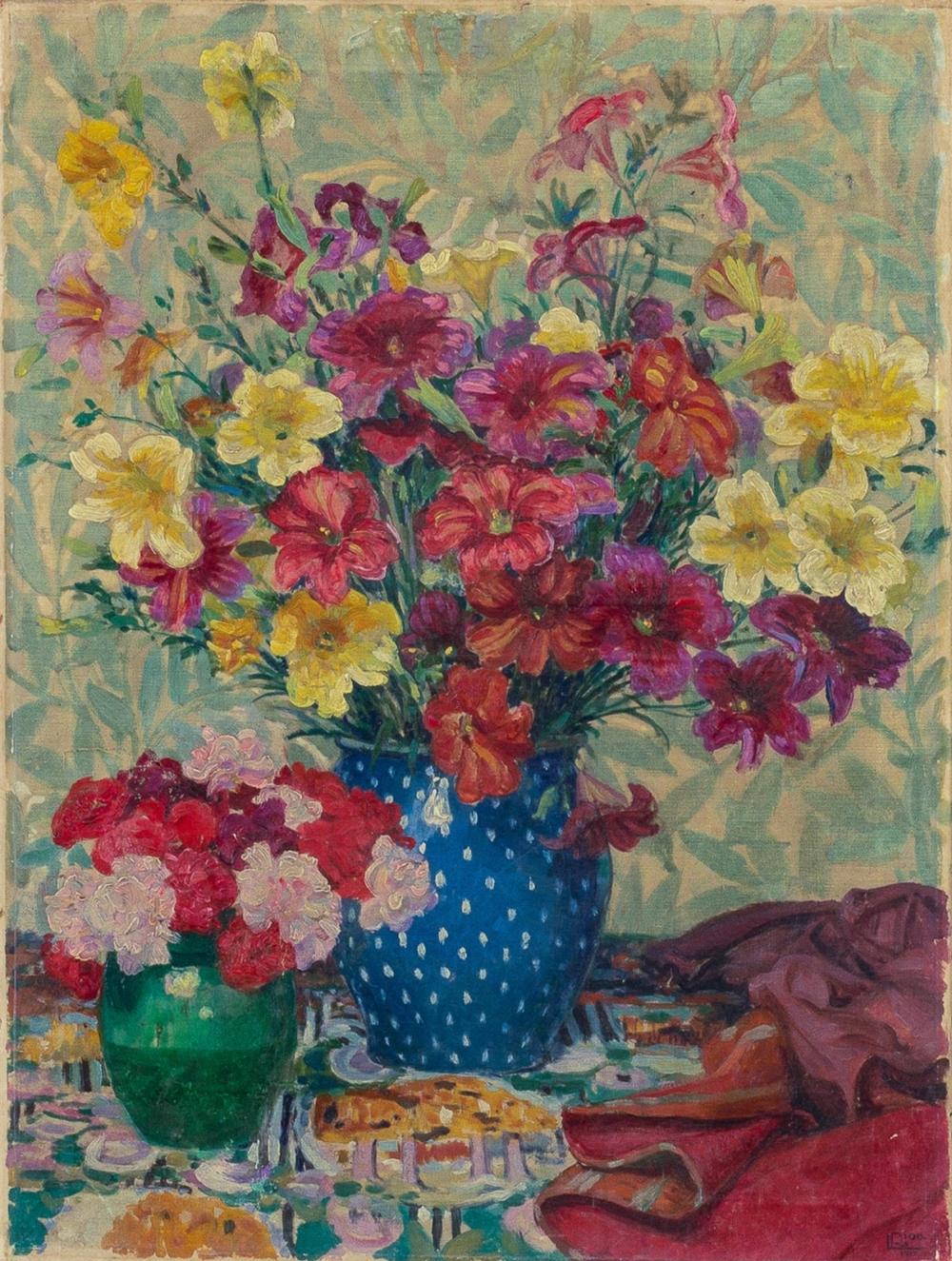 Картина «Цветочный натюрморт»