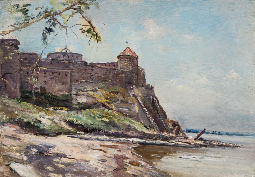 Картина «Крепость»