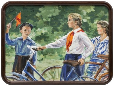 Рисунок «Пионеры»