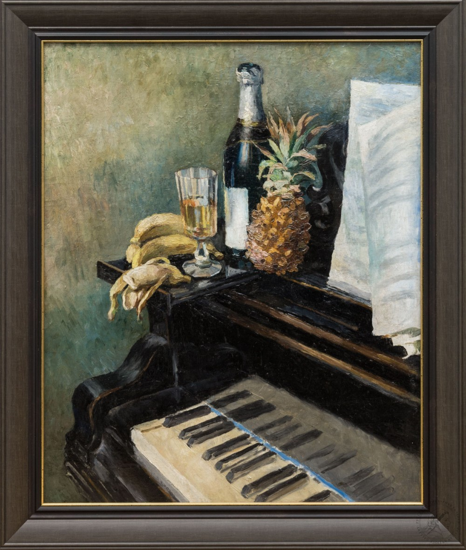 Картина «Ананасы и шампанское»