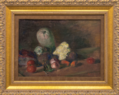 Шухаев Натюрморт с овощами