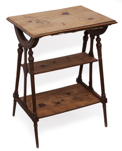 Столик в стиле модерн Луи Мажорель