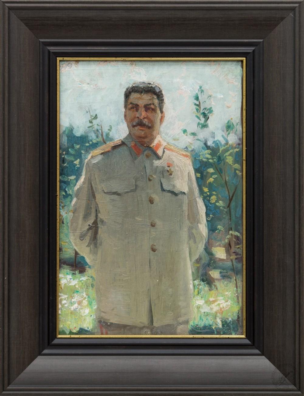 Картина « Сталин»
