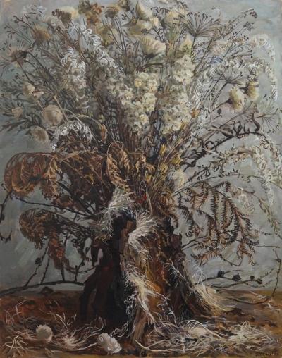 Натюрморт «Травы осени»