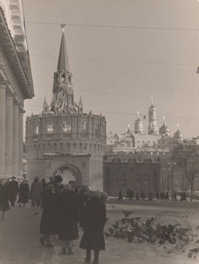 Фотография «У Боровицких ворот»