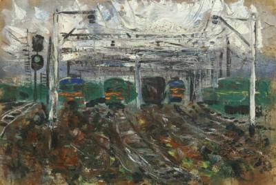 У Курского вокзала