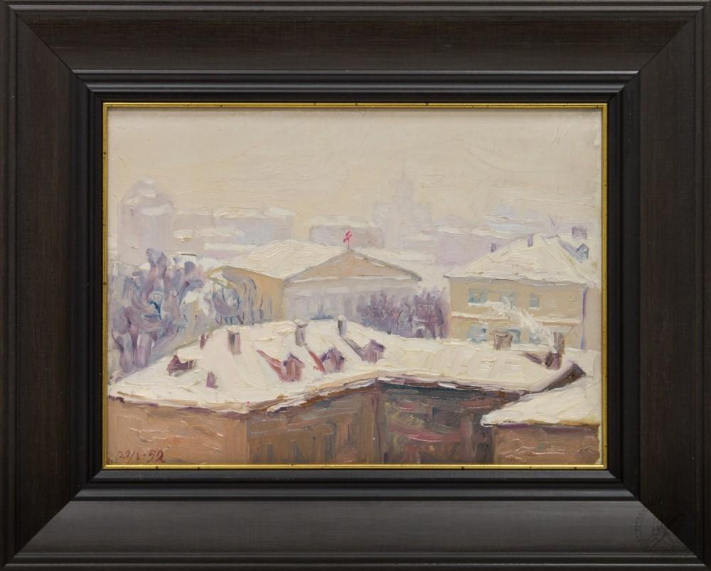 Картина «Москва»
