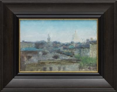 Картина «Вид на Москву»