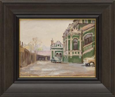 Картина «Юсуповский дворец в большом Харитоньевском»