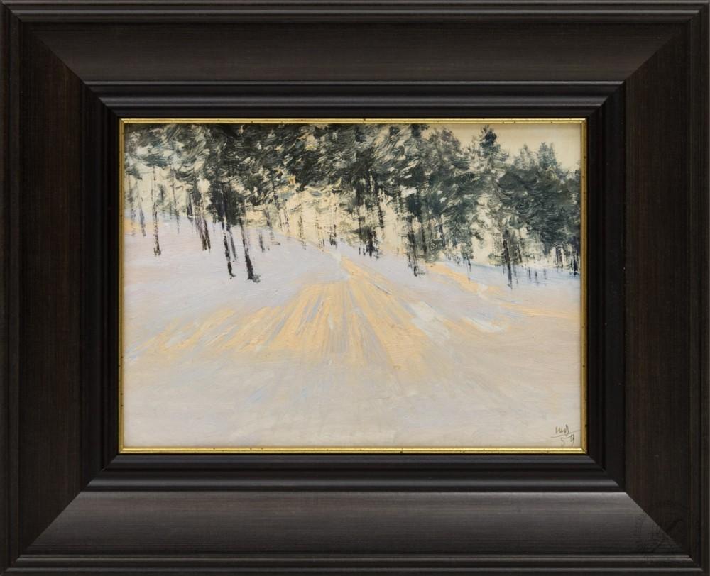 Картина «Зимний день»