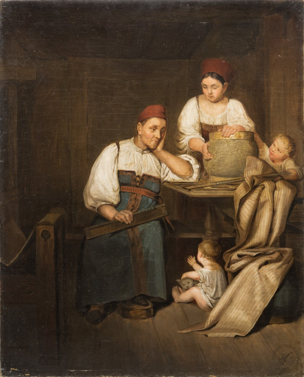 Историческая живопись в 19 веке