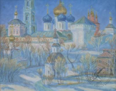 Картина «Загорск»