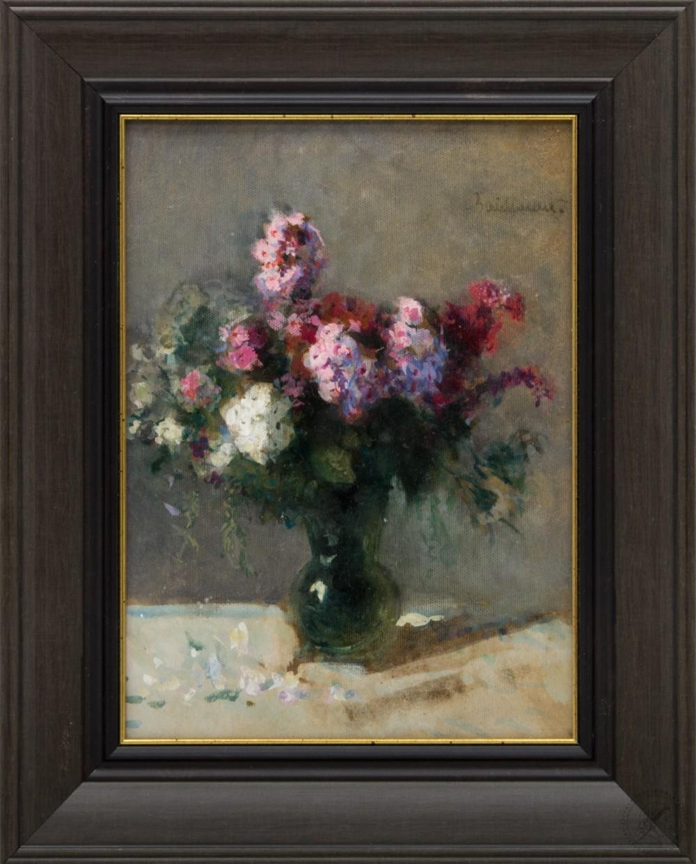 Картина «Натюрморт. Ваза с цветами»