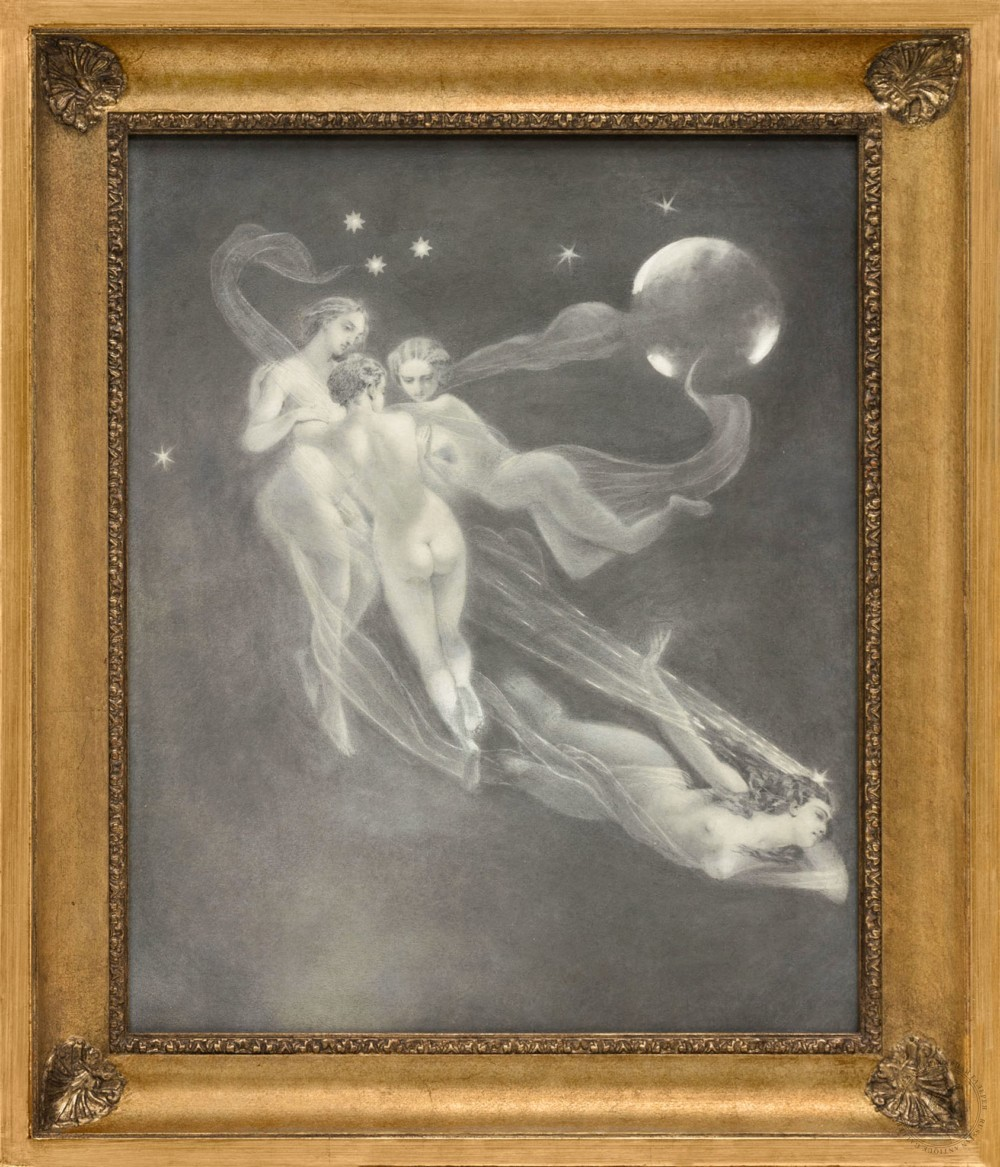 Рисунок «Падучая звезда»