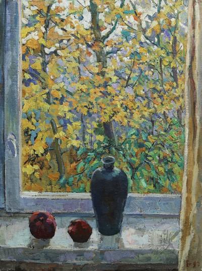 За окном осень Третьяков
