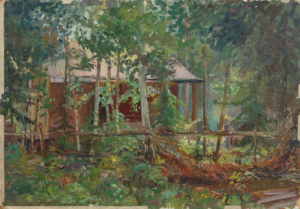 Картина «Валентиновка»