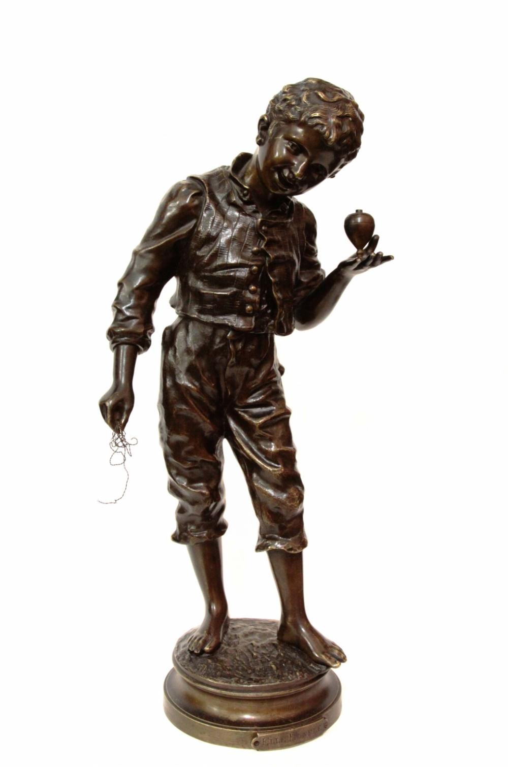Скульптура бронзовая