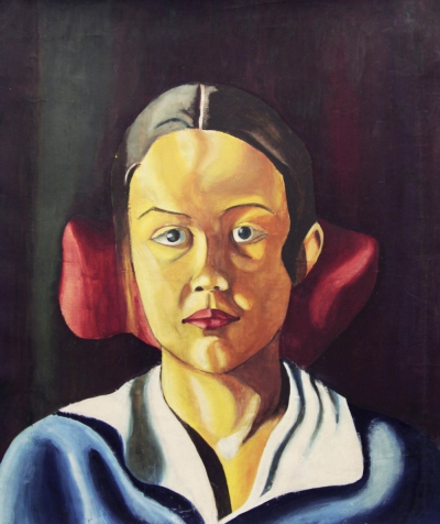 Портрет девочки Магидсон