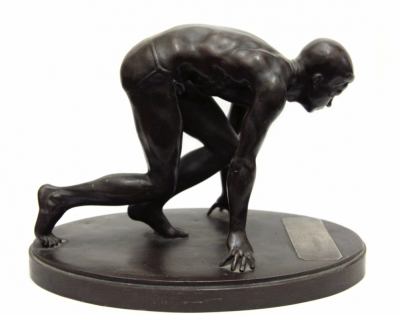 Старт скульптора Кирпичникова