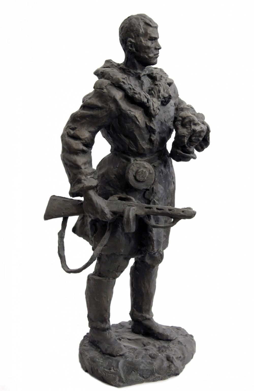 Скульптура гипсовая
