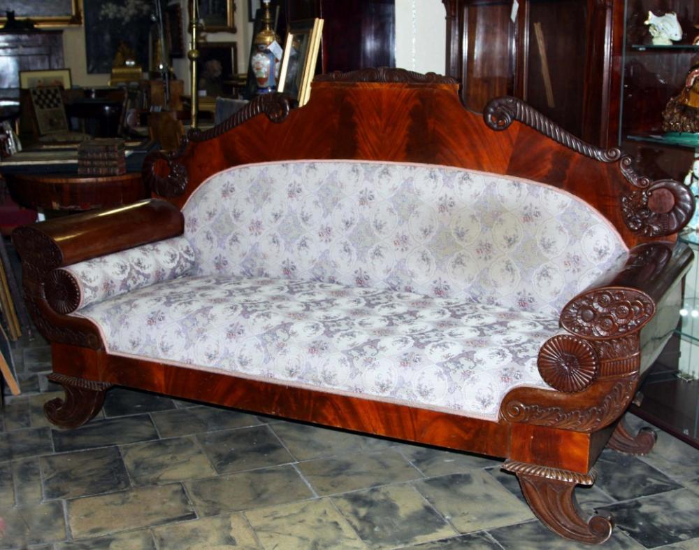 русское диванное фото
