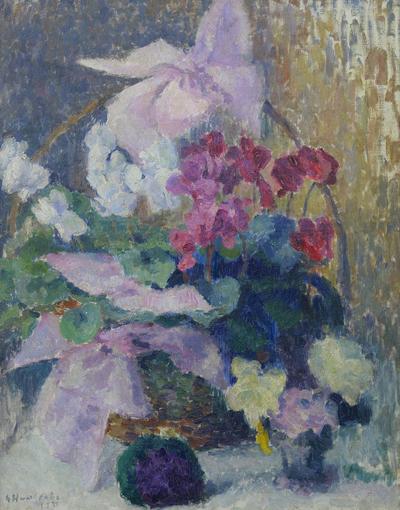 Западноевропейская живопись 19-20 века