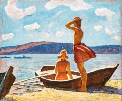 Аникеев На озере