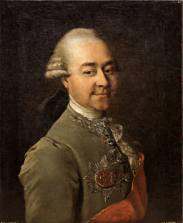Портреткавалера ордена Святой Анны I степени