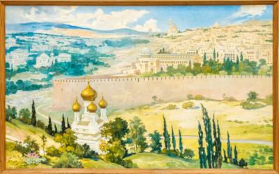 Серебрянский Борис Иерусалим